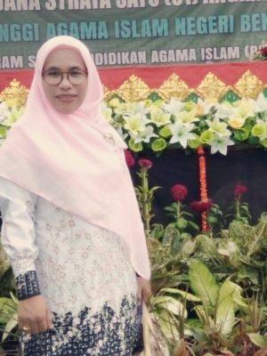 Wan Julia Mayasari, S.Pd, M.Pd.I