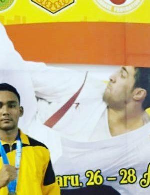 Peraih Medali Perunggu Pada Kejuaraan FORKI Riau